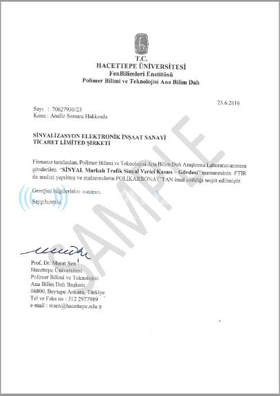 Polycarbonate Document